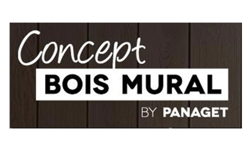 Concept Bois Mural by Panaget