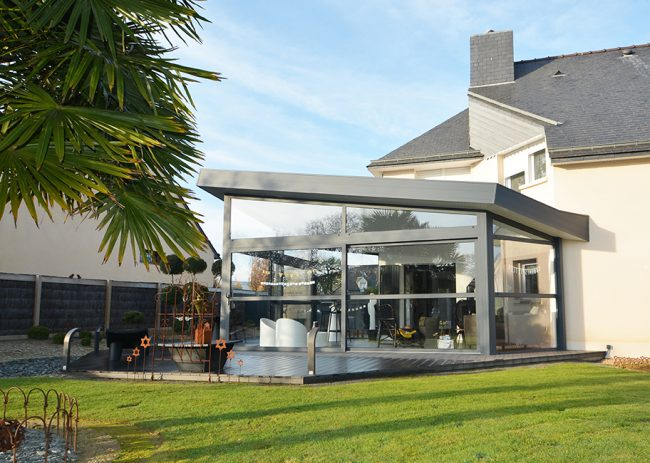 extension de maison sur mesure